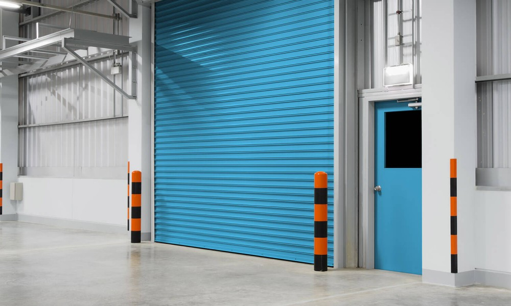 Featured Capital Doors Industrial