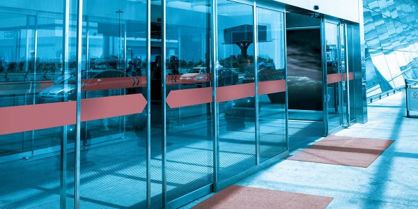 Motion Sensor Automatic Doors