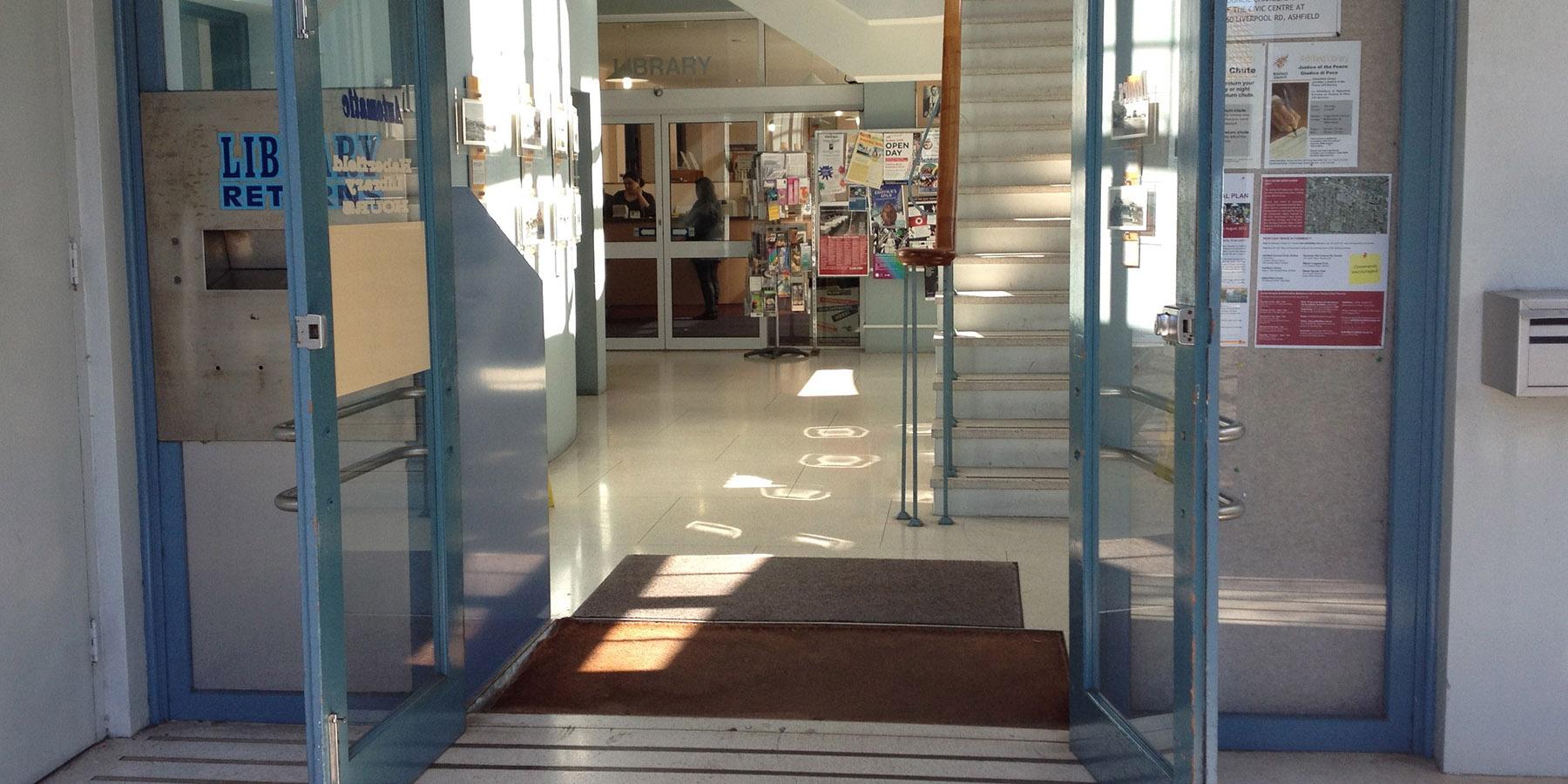 Glass Automatic Doors Essex